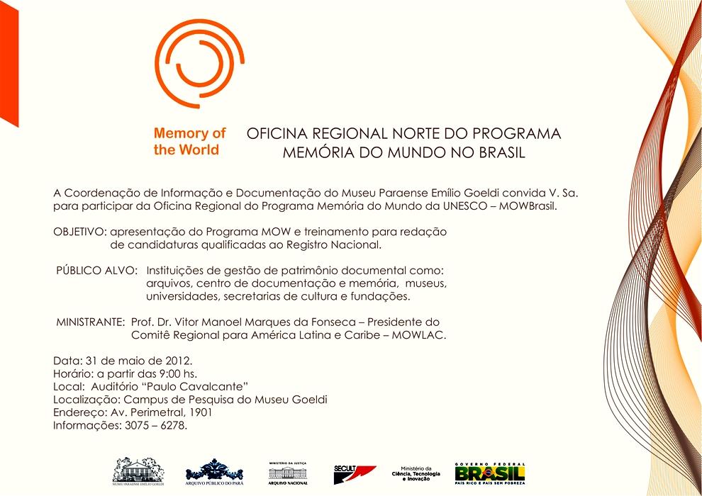 Divulgação/convite à FAU