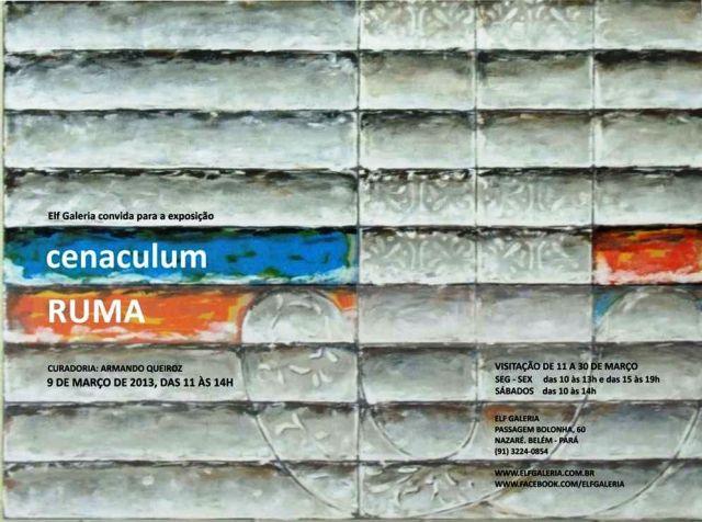 2013 03 Convite Cenaculum