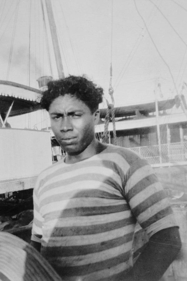 Mário de Andrade, Tuiuiú, 1927 (fotografia, acervo IEB USP) BAIXA5