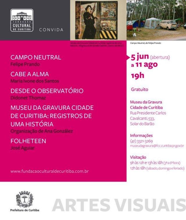 Museu da Gravura Cidade de Curitiba_5junho2013