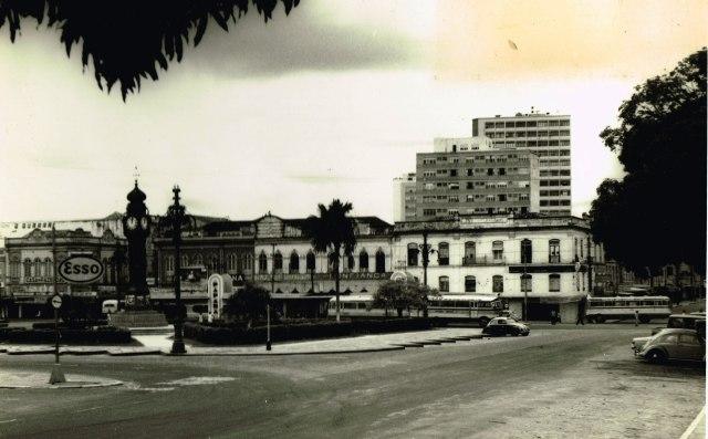 Praça do Relógio-Clipper n.1-década1960