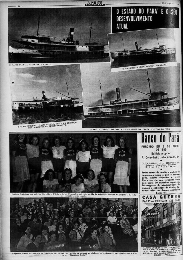 O Pará e seu desenvolvimento III_A Noite Ilustrada- n.541-22.09.1939-p.22