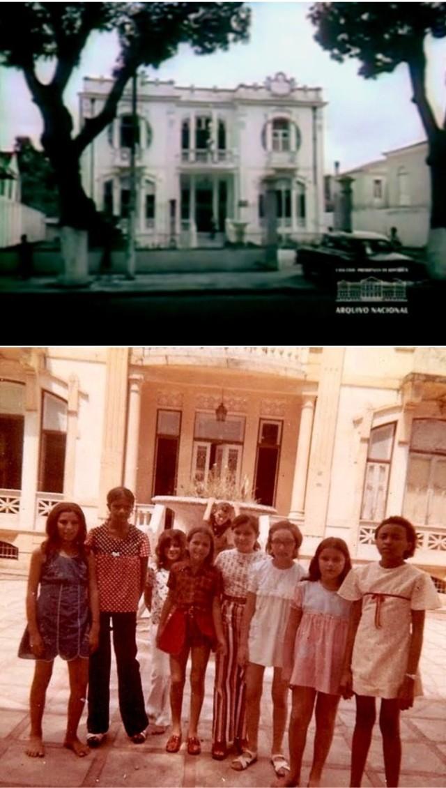 Chafariz décadas 1960 e 1970