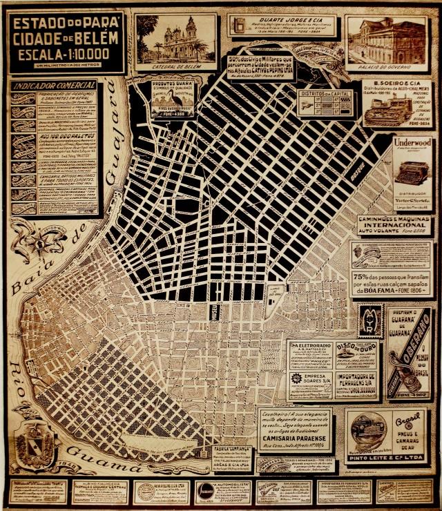 Mapa Maÿr 1948