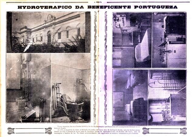 Hydroterápico