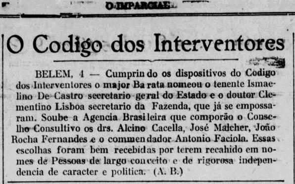 O Imparcial (Maranhão) - 05-nov-1931
