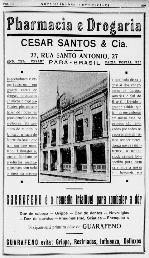 Almanak Laemmert Notabilidades Commerciais 649 - 1930 (3)